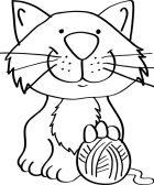 como dibujar un gato facil para niños